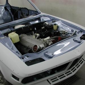 BMW 2800 CS