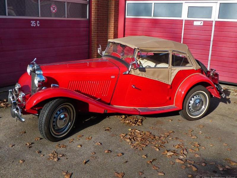 MG TD 1953-2